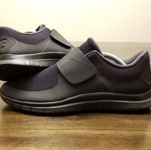 Nike Free Socfly Size 10.5 Black Running